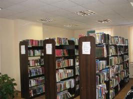 Bibliotēkas telpas 2015
