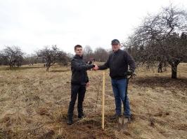 100 ozolu meža stādīšana Lūznavā_42