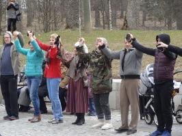 100 ozolu meža stādīšana Lūznavā_46