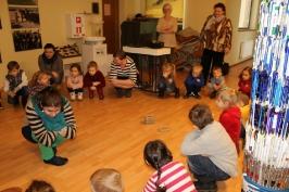 Lūznavas un Ozolaines pagastu bērnudārza audzēkņi apmeklē muzeju Rēzeknē 22.02.2017._11