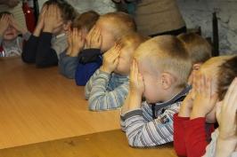 Lūznavas un Ozolaines pagastu bērnudārza audzēkņi apmeklē muzeju Rēzeknē 22.02.2017._17