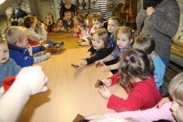 Lūznavas un Ozolaines pagastu bērnudārza audzēkņi apmeklē muzeju Rēzeknē 22.02.2017._22