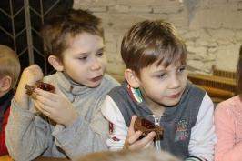 Lūznavas un Ozolaines pagastu bērnudārza audzēkņi apmeklē muzeju Rēzeknē 22.02.2017._27