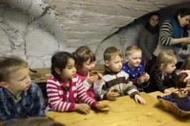 Lūznavas un Ozolaines pagastu bērnudārza audzēkņi apmeklē muzeju Rēzeknē 22.02.2017._32