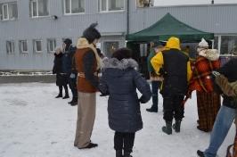 Senioru deju kolektīvs LŪZNAVA piedalījās Meteņdienas pasākumā Ozolaines pagastā 26.02.2017._27
