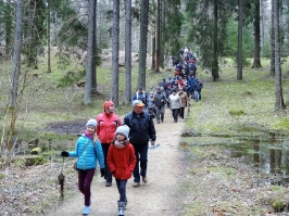 100 ozolu meža stādīšana Lūznavā_39