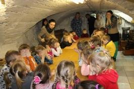 Lūznavas un Ozolaines pagastu bērnudārza audzēkņi apmeklē muzeju Rēzeknē 22.02.2017._18