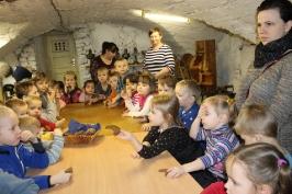 Lūznavas un Ozolaines pagastu bērnudārza audzēkņi apmeklē muzeju Rēzeknē 22.02.2017._23