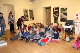 Lūznavas un Ozolaines pagastu bērnudārza audzēkņi apmeklē muzeju Rēzeknē 22.02.2017._3