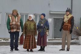 Senioru deju kolektīvs LŪZNAVA piedalījās Meteņdienas pasākumā Ozolaines pagastā 26.02.2017._9